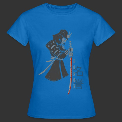 Samurai Digital Print - Women's T-Shirt