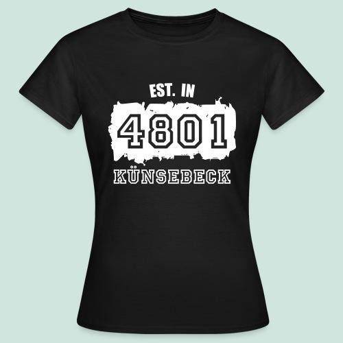 4801 Künsebeck - Established - Frauen T-Shirt