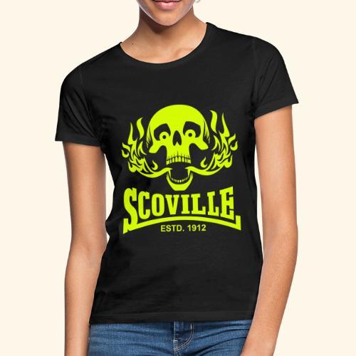 spassprediger.de presents: Scoville - Frauen T-Shirt