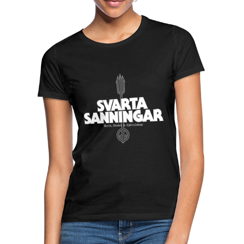 logo white - T-shirt dam