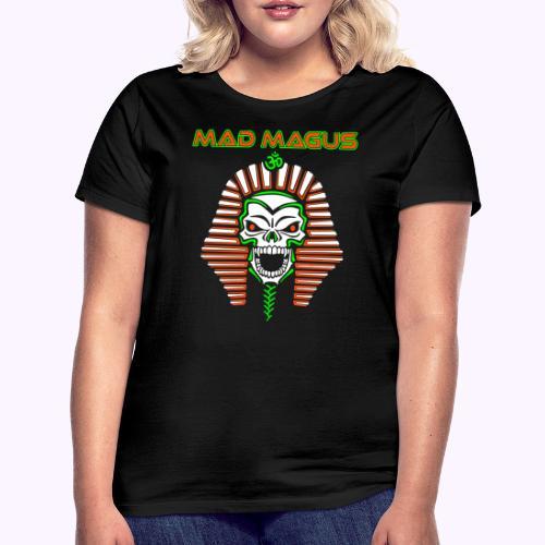 camicia magus pazza - Maglietta da donna