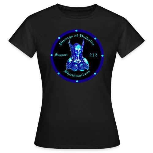 Shieldmaidens t shirt png - Dame-T-shirt