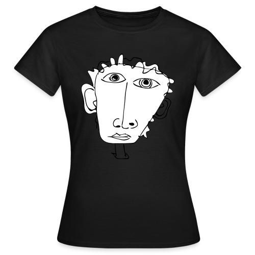 Telefonnotiz - Frauen T-Shirt