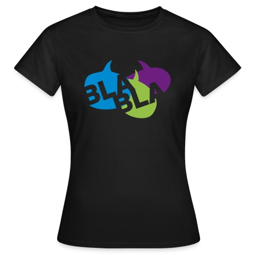 congstar blabla - Frauen T-Shirt