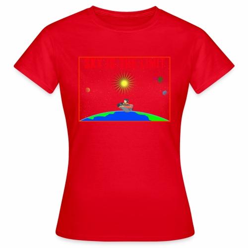 Sky is the limit - Women's T-Shirt