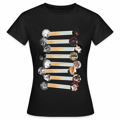 Halloweek 2018 Public Votes - Women's T-Shirt