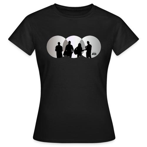 Motiv Cheerio Joe light grey - Frauen T-Shirt