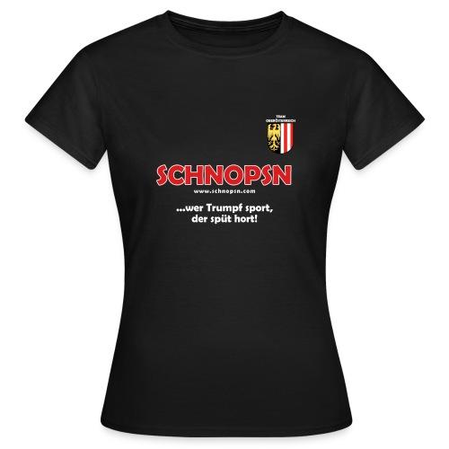T Shirt Oberösterreich png - Frauen T-Shirt