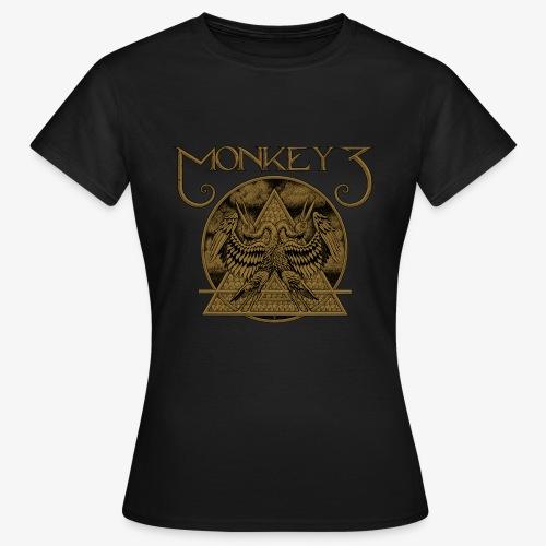 Monkey3 Birds Design - Women's T-Shirt