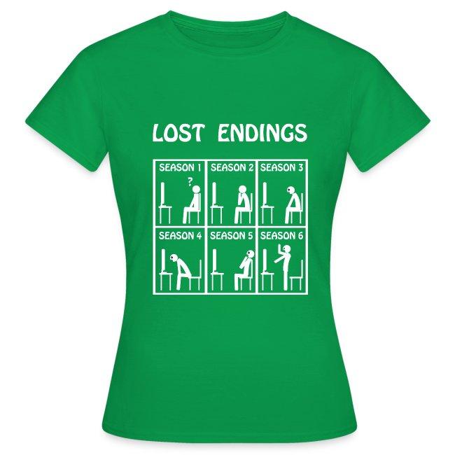 Lost endings white