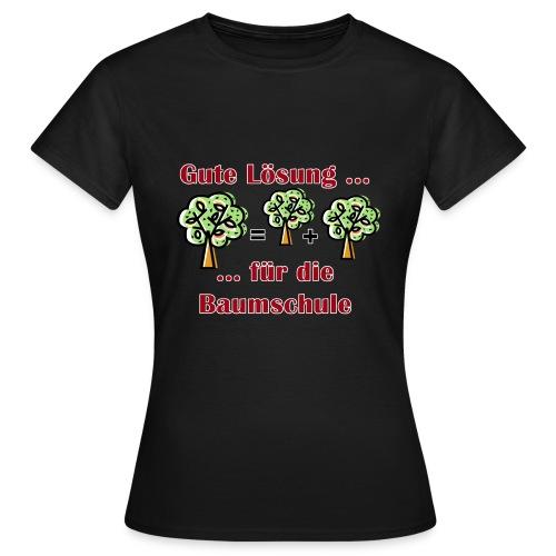 gute loesung - Frauen T-Shirt