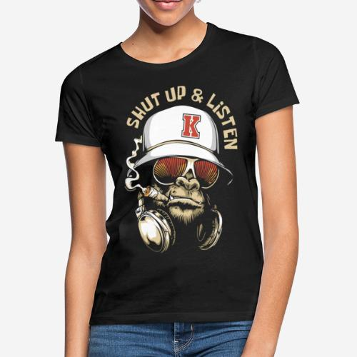 Gorillamusik - Frauen T-Shirt