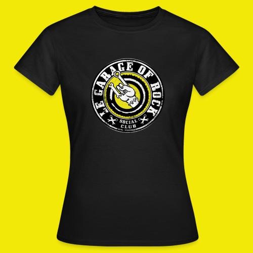 CLASSIC VINTAGE - T-shirt Femme