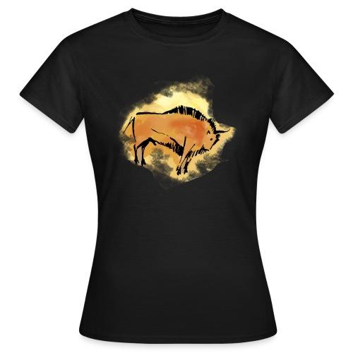 Wisent - Frauen T-Shirt