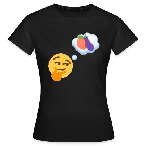 Johtaja98 Emoji - Naisten t-paita