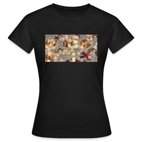 Noël - T-shirt Femme