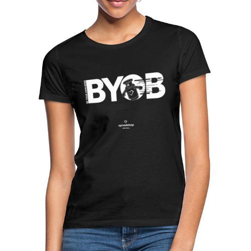 BYOB Robot - Women's T-Shirt