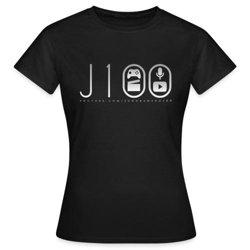 dickertextweiss - Frauen T-Shirt