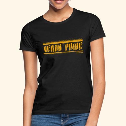 Vegan Pride - Women's T-Shirt