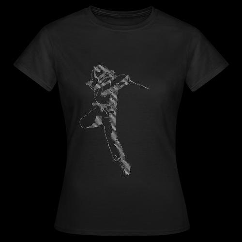 canniste lignes - T-shirt Femme