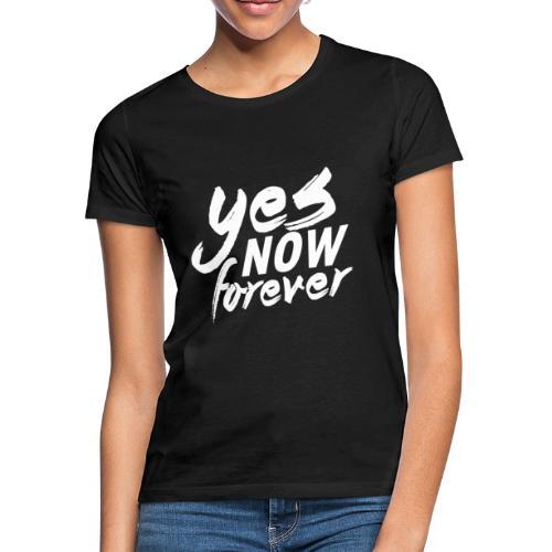 YNF - weiß - Frauen T-Shirt
