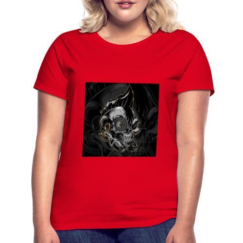 Nareku logo with background - Women's T-Shirt