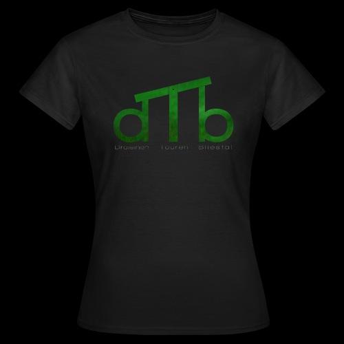 Logo dTb - Frauen T-Shirt
