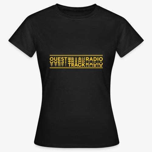Logo Long jaune - T-shirt Femme