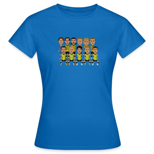 Double German champions 2012 squad - Women's T-Shirt