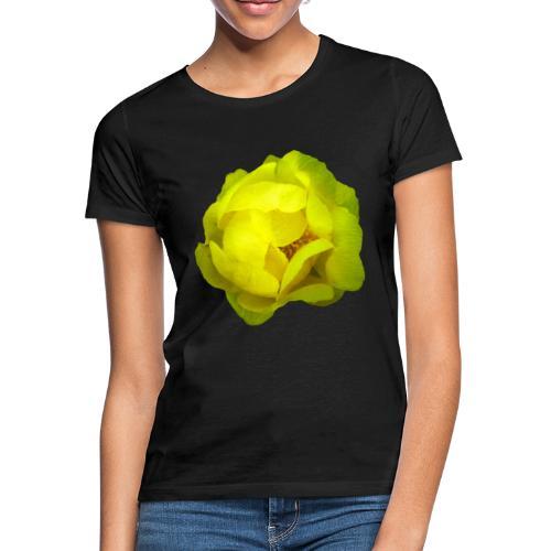 Trollblume gelb Sommer - Frauen T-Shirt