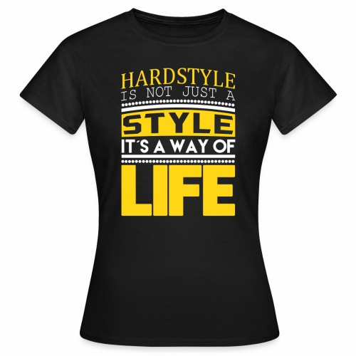 Not Just a Style 2.0 - Women's T-Shirt
