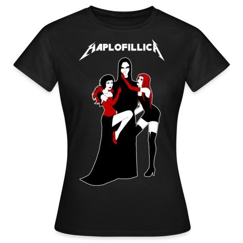 Haplofillica - Camiseta mujer