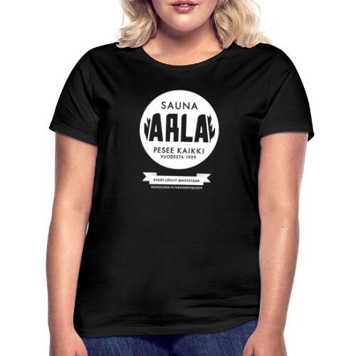 Arla - musta - Naisten t-paita
