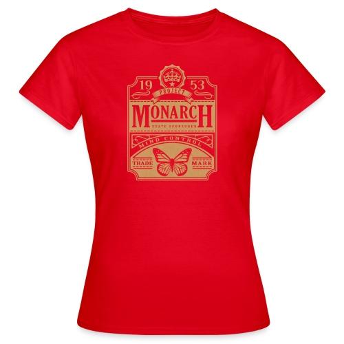 MONARCH VINTAGE GOLD - Women's T-Shirt