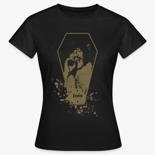 Tribuutti Irwinille - Naisten t-paita