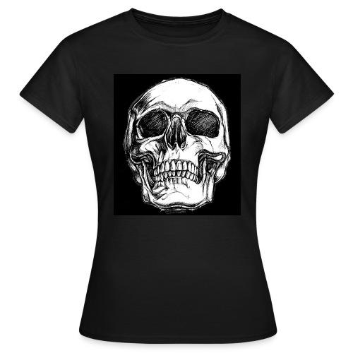 teschio51 - Maglietta da donna