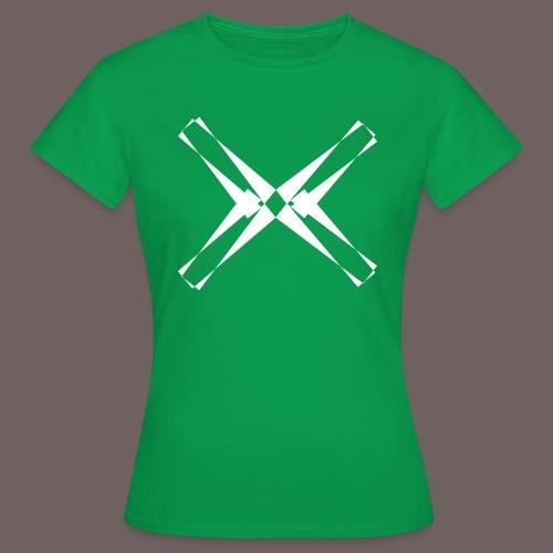GBIGBO - Rock Metal - Rotor 01 - T-shirt Femme