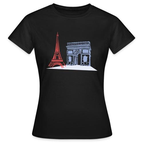 Paris - T-shirt Femme