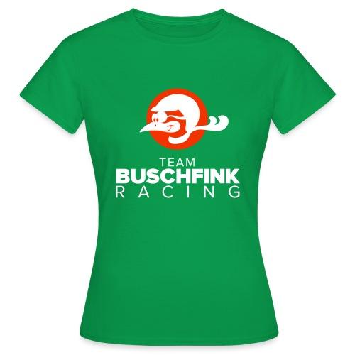 Team Buschfink Logo On Dark - Women's T-Shirt