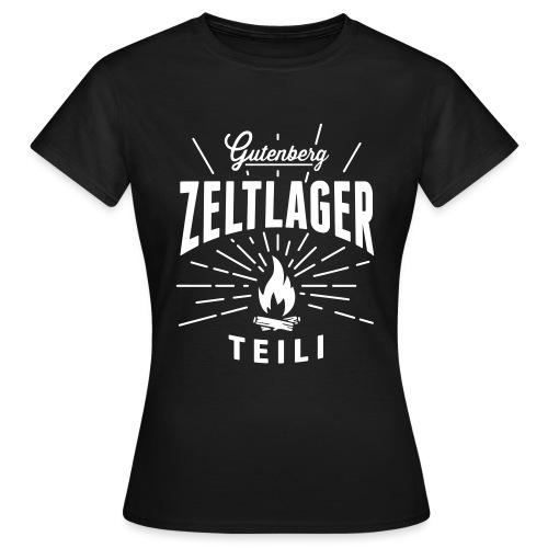 Teilis1 - Frauen T-Shirt