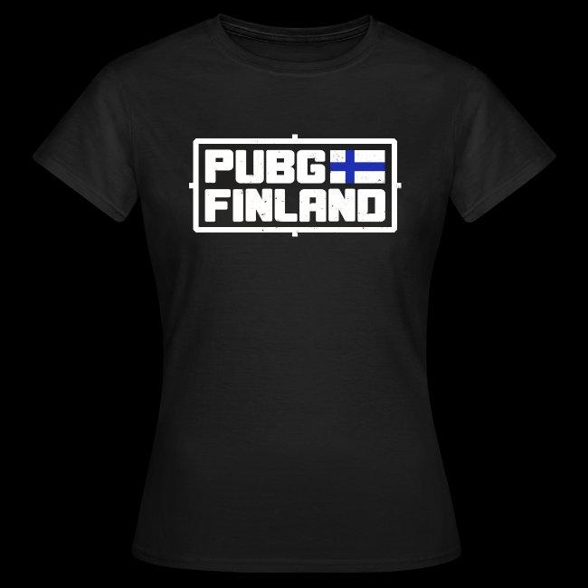 PUBG Finland white