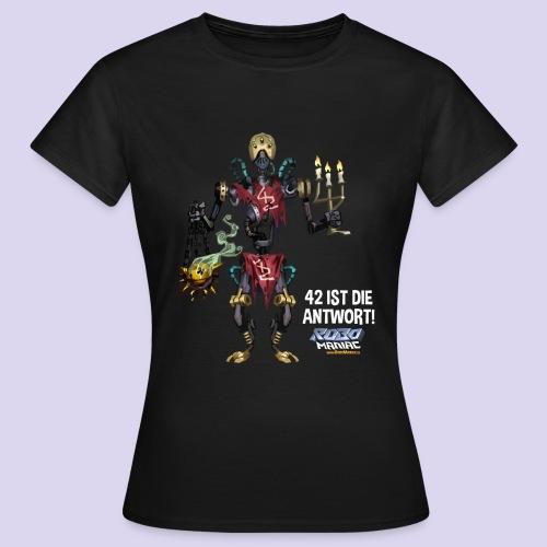 KI42 Gläubiger - Frauen T-Shirt