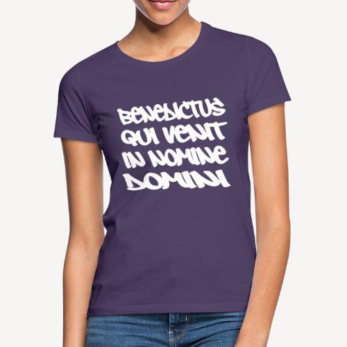 BENEDICTUS QUI VENIT - Women's T-Shirt