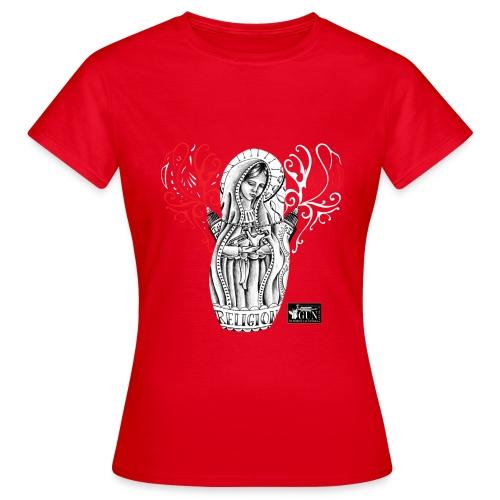 baba - T-shirt dam
