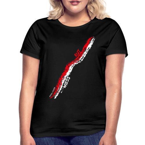 Rut Wiess - Frauen T-Shirt