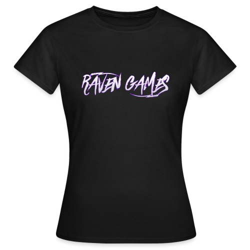 Raven Games Main Logo - Women's T-Shirt