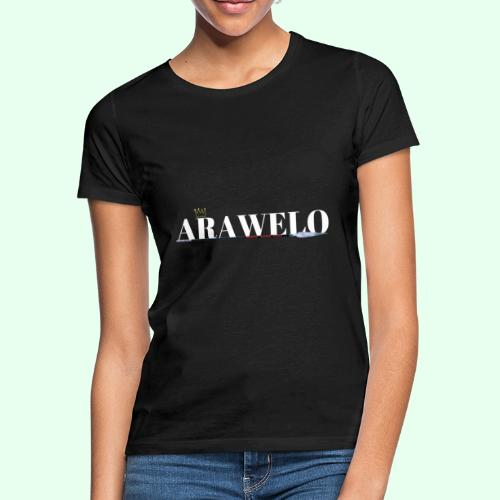 The ARAWELO Collection Gold Crown - Women's T-Shirt