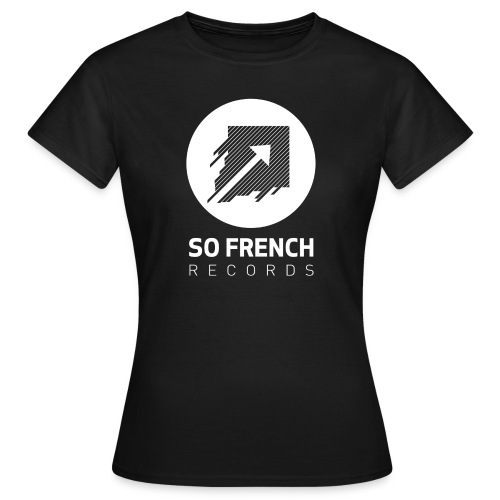 Logo tshirt png - T-shirt Femme