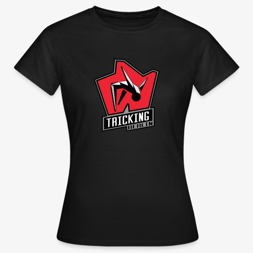 Tricking.Berlin - Frauen T-Shirt