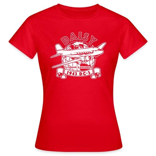 Daisy Globetrotter 2 - T-shirt dam